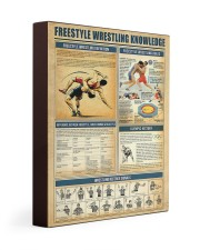 Wrestling Knowledge 11x14 Gallery Wrapped Canvas Prints thumbnail