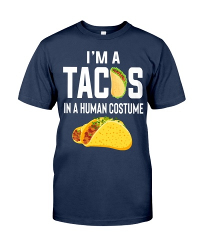 Taco In A Human Costume Halloween
