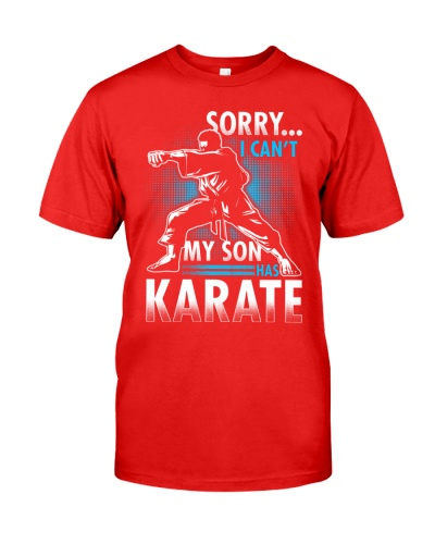 My Son Has Karate