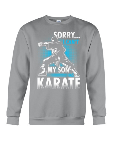My Son Has Karate