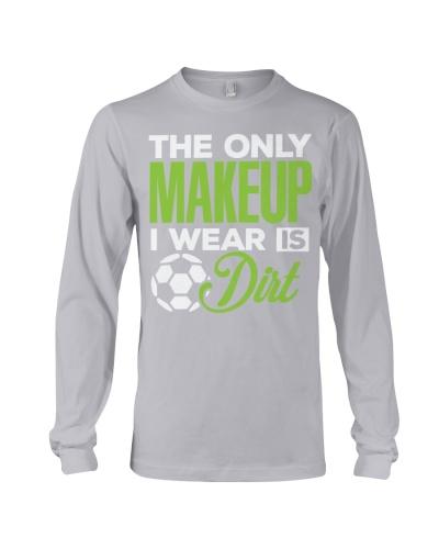 Soccer Only Makeup I Wear