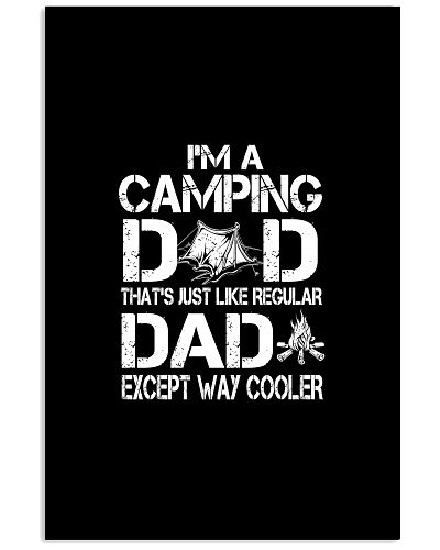 I'm A Camping Dad Cooler