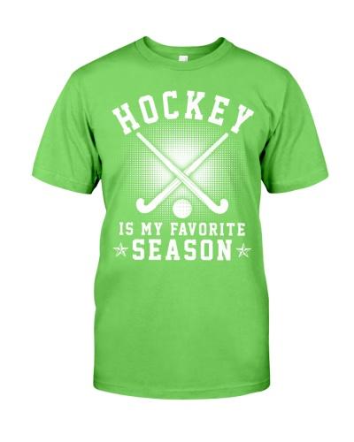 Hockey Is My Favorite Season