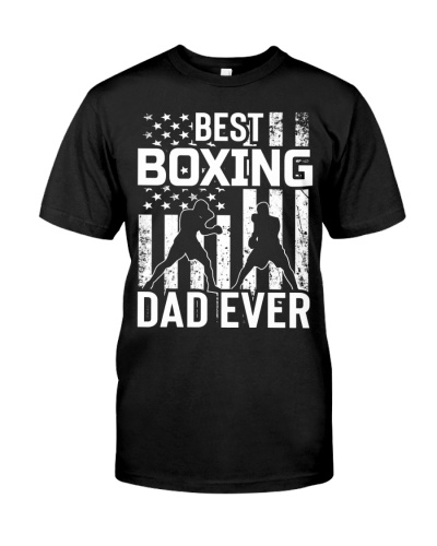 Best Boxing Dad Ever Father's Day