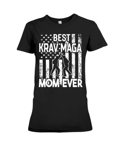 Best Krav Maga Mom Ever