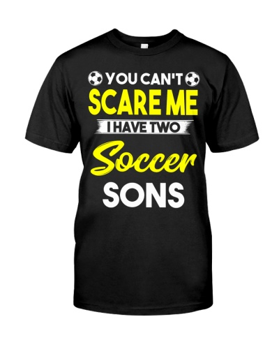 I Have Two Soccer Sons