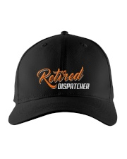 Retired Dispatcher Embroidered Hat front