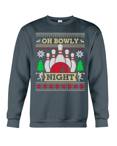 Bowling Ugly Christmas