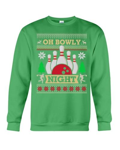Bowling Ugly Christmas