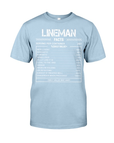 Lineman Fact Serving Daily