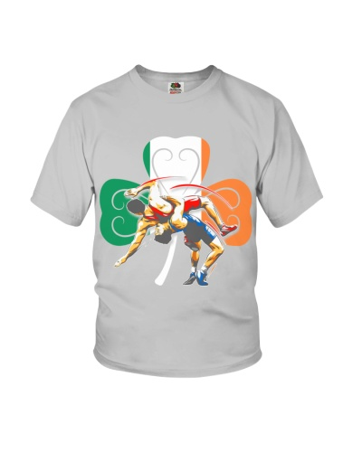 Shamrock Ireland Irish Wrestling Men