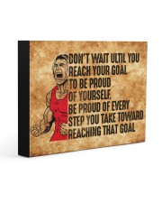 Wrestling Poster Gallery Wrapped Canvas Prints tile