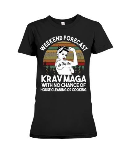 Krav Maga Mom Weekend Forecast