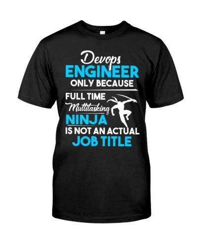 Devops Engineer Hearts Ninja Actual Job Title