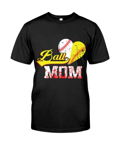 Baseball Softball Mom