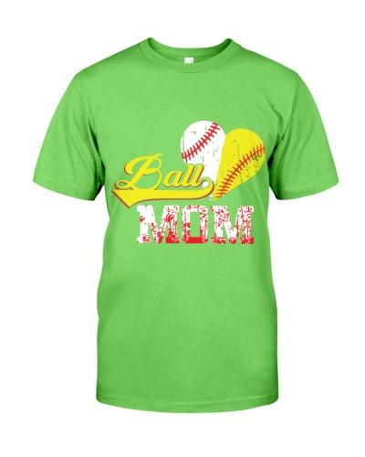 Baseball Softball Mom