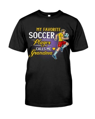 Soccer Player Calls Me Grandma