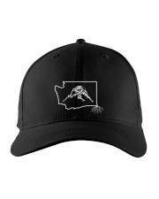 Wrestling Washington State Roots Embroidered Hat front