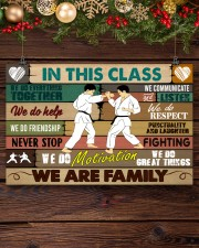 Karate In this class 17x11 Poster aos-poster-landscape-17x11-lifestyle-27
