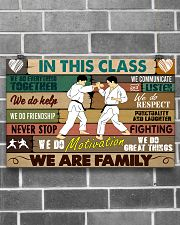 Karate In this class 17x11 Poster poster-landscape-17x11-lifestyle-18