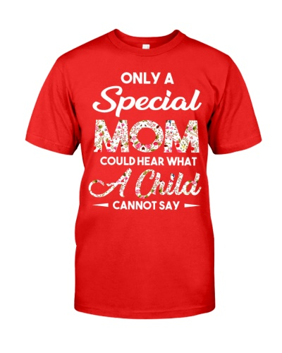 Only A Special Mom Could Hear What A Child