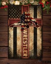 Wrestler Wrestling Poster 11x17 Poster aos-poster-portrait-11x17-lifestyle-22