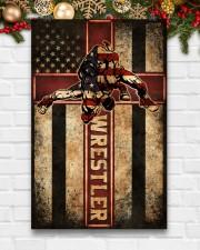 Wrestler Wrestling Poster 11x17 Poster aos-poster-portrait-11x17-lifestyle-23
