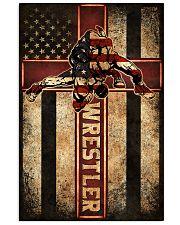 Wrestler Wrestling Poster 11x17 Poster front