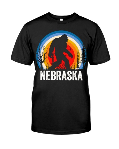 Nebraska Bigfoot