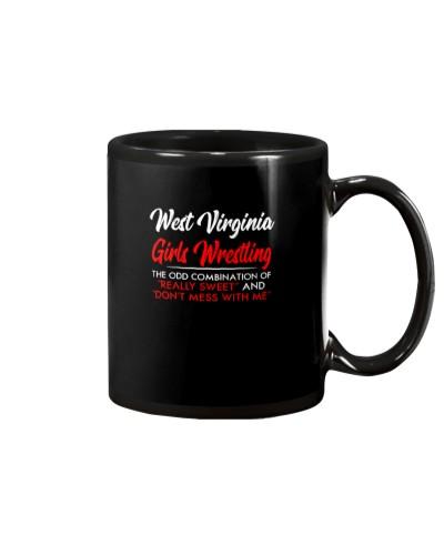 West Virginia Girls Wrestling