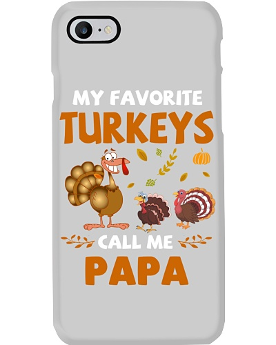 Thanksgiving Call Me Papa