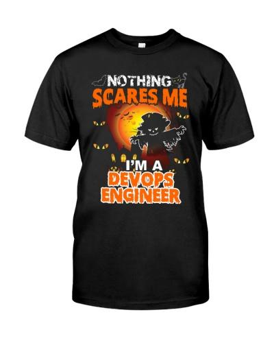 Devops Engineer Not Thing Scares Me