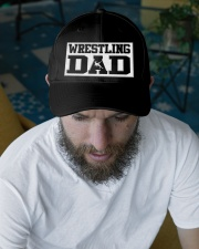 Wrestling Dad Embroidered Hat garment-embroidery-hat-lifestyle-06