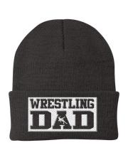 Wrestling Dad Knit Beanie thumbnail