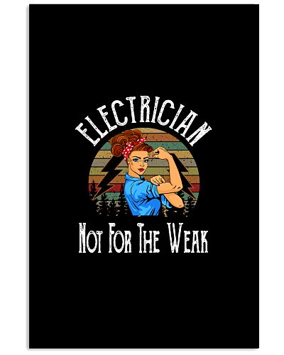 Electrician Not For The Weak