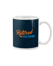 Retired Electrician Mug thumbnail