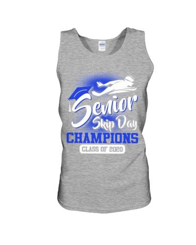 Swimming-senior 2020 Skip Day Blue