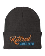 Retired Wrestler Knit Beanie tile