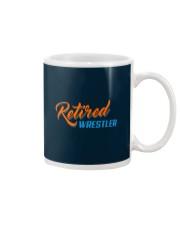Retired Wrestler Mug tile
