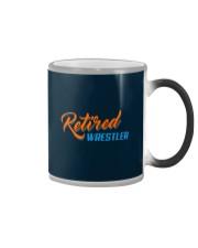 Retired Wrestler Color Changing Mug tile