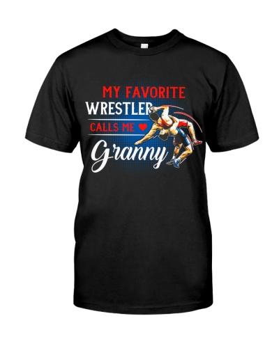 Wrestler Calls Me Granny