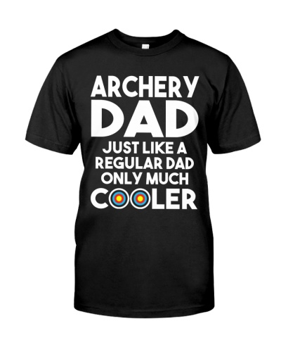 Archery Dad Just Like Cooler