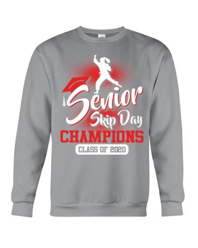 Karate-Senior 2020 Skip Day