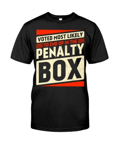 Hockey Penatly Box
