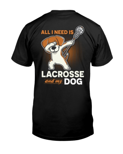 Lacrosse And My Dog Backside
