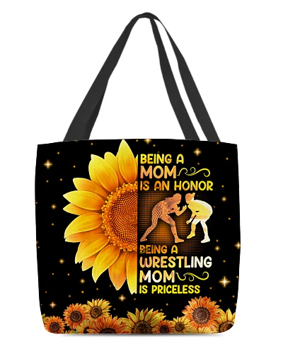 Wrestling Mom Is Priceless