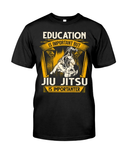 Jiu Jitsu Is Importanter