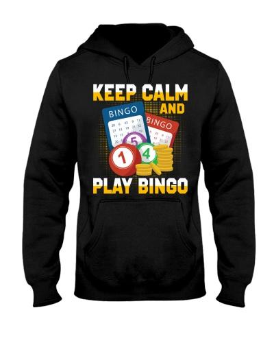 Keep Calm And Play Bingo HS