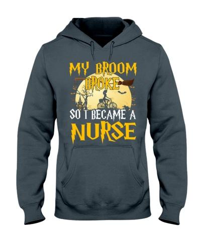 Became A Nurse Halloween