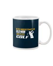 Old Man Who Plays Golf Mug thumbnail